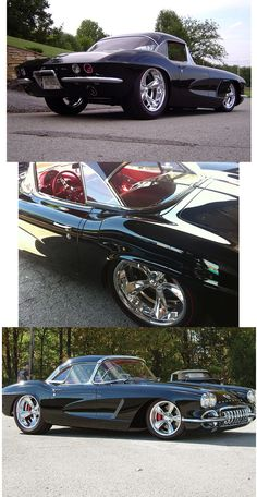 1962 Corvette...Brought to you by #CarInsuranceagents at #HouseofInsurance in Eugene, Oregon