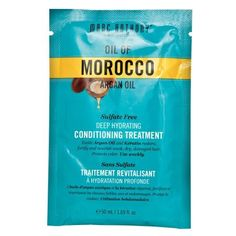 Marc Anthony True Professional Oil of Morocco Argan Oil Sulfate Free Deep Hydrating Conditioning Treatment - 1.69 fl oz