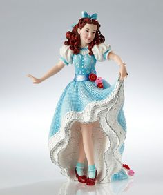 Look at this Couture de Force Wizard of Oz Dorothy Figurine on #zulily today!