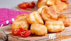 Уштипци Pretzel Bites, Potatoes, Bread, Vegetables, Food, Kitchens, Potato, Veggies, Essen