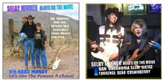 """Check out Selby Minner, Blues on the Move, with Dan """"Oklahoma Slim"""" Ortiz on ReverbNation"""
