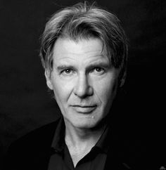 """Harrison Ford, American actor and producer. Best known to participate in the film series """"Star Wars"""" series and the Indiana Jones movies. The son of an Irishman and Dora (Dorothy) Nidelman, the daughter of Jewish immigrants from Minsk, Russian Empire."""