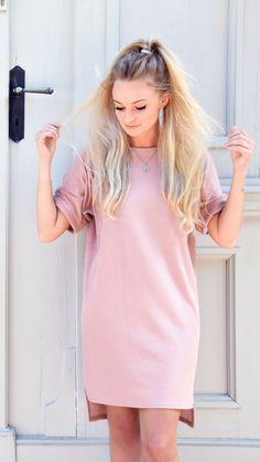 #Stilkompass Rosa Kleid - alles Rund um die Marke #Xenox