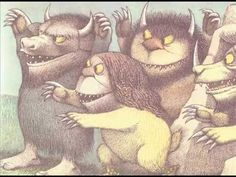 """""""Where the Wild Things Are"""" COMPLETE dramatized Reading! by Maurice Sendak!(skip first min. slow start)"""