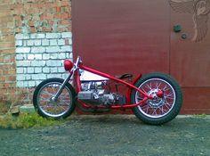 custom_ukrainian dnepr mt9 bobber