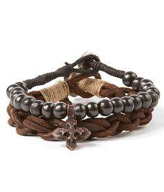 BKE Dorai Bracelet Set #mens #bracelet #style