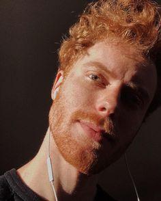 Hot Ginger Men, Ginger Beard, Ginger Hair, Ginger Guys, Beard Barber, Crop Haircut, Redhead Men, Aesthetic Boy, Orange Aesthetic