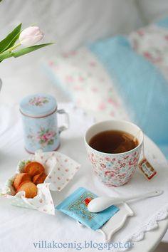 small tea break,   photo by Villa Koenig