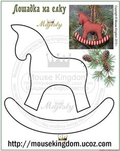 Excellent Photo craft Sewing ideas Concepts 49 Ideas For Sewing Christmas Crafts Templates Christmas Projects, Felt Crafts, Holiday Crafts, Diy And Crafts, Christmas Sewing, Handmade Christmas, Christmas Crafts, Christmas Ornament Template, Christmas Templates