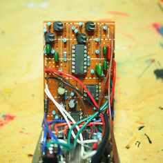 Proto-Schlock: EPFM (Electronic Projects for musicians) Build notes and layouts Electronic Circuit, Tank I, Electronics Projects, Pretty Cool, Musicians, Layouts, Electric, Notes, Report Cards