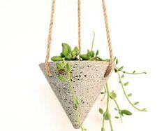 Resultado de imagen para cute concrete pots