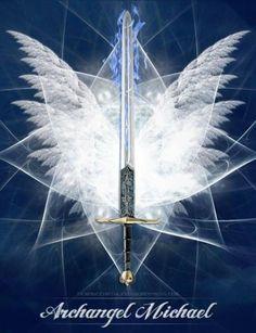 Archangel Michael sword!  Www.journeyangels.com Www.awayoflifestore.com Www.kidsoflight.com Www.twitter.com/journeyangels Www.facebook.com/journeyangels Www.instagram.com/journeyangels