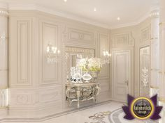 Luxury villa design in dubai from katrina antonovich katrina living room design in qatar malvernweather Image collections
