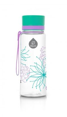 EQUA BPA Free Flower bottle was inspired by love for flowers, which began when our designer was still a young girl spending time in her Grandfather's garden. Flowers play a major part in creating the right atmosphere. Take your Flower EQUA bottle with you where ever you go and carry a piece of the lovely atmosphere with you at all times.