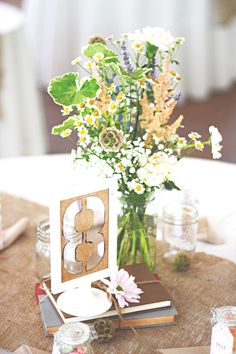 Real Wedding  Rustic DIY Wedding