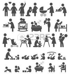 https://us.123rf.com/450wm/makkuro/makkuro1504/makkuro150400400/38977459-set-of-family-and-baby-pictograms-flat-icons-isolated-on-white-background.jpg?ver=6