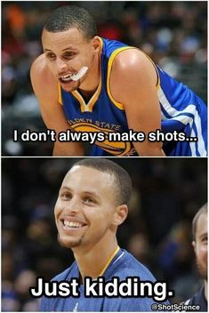 #basketballquotes Stephen Curry Basketball, Basketball Is Life, Soccer, Women's Lacrosse, Women's Basketball, Basketball Problems, Softball, Volleyball, Funny Nba Memes