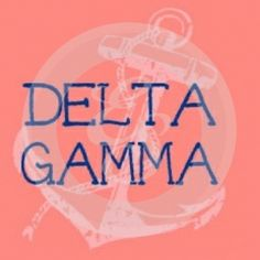 Sorority Style: Delta Gamma #custom #Greek #apparel #screenprint #design - Artwork | Explosion Greek Wear