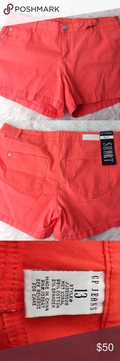 Cp Jeans shorts Cp Jeans shorts never worn Cp Jeans Shorts Jean Shorts