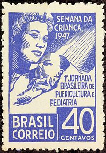 Selos do Brasil - 1940-1959
