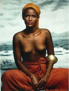 huge ladies somali hips