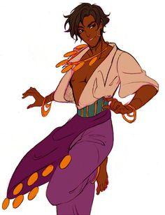 Male Esmeralda!