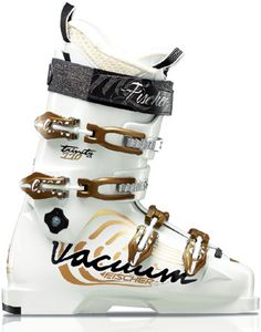 Ski Boots Fischer SOMA VACUUM TRINITY 110 - Top performance with a comfortable fit. Absolute precision, forgiving, thanks to VACU-PLAST energy-s