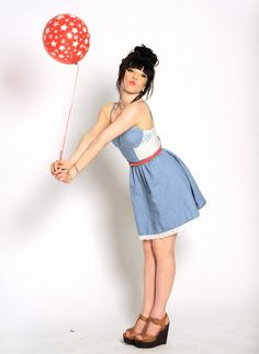 Behind-the-scenes photos from Carly Rae Jepsen's Spring 2013 Candie's campaign