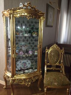 My Living room Royal Furniture, Gold Furniture, Luxury Home Furniture, Victorian Furniture, French Furniture, Home Decor Furniture, Antique Furniture, Painted Furniture, Furniture Design