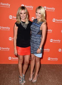 What I Wore: Young & Hungry Press Tour