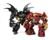 lego hulkbuster moc - Google Search