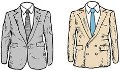 What's all the fuss about different types of suits? Each comes with its own sartorial history and suitability for climate and occasion. Here, a guide to the suit.