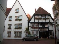 Hotel Walhalla, Osnabrück, Germany