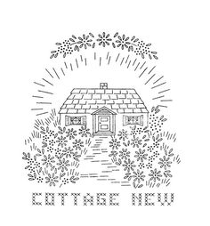 Cottage New. . . very sweet!