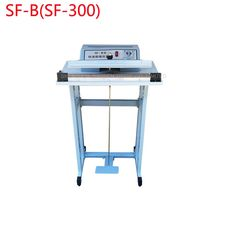 152.20$  Buy now - http://ali3hw.worldwells.pw/go.php?t=32699611627 - 2PC  Pedal impulse sealer SF-B(SF-300 )packing machine with shelf 152.20$