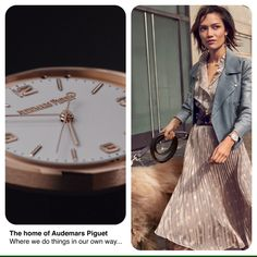 It is in the heart of the vallée de Joux, Switzerland, that everything started for Audemars Piguet in Born in Le Brassus, raised around the world. Audemars Piguet, Swiss Luxury Watches, Brand Campaign, French, Swiss Watch, Things To Make, French People, French Language, France