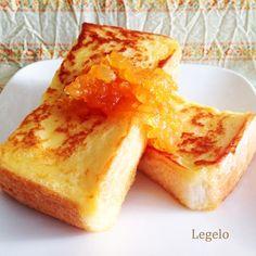 フレンチトースト ヨーグルト レシピ