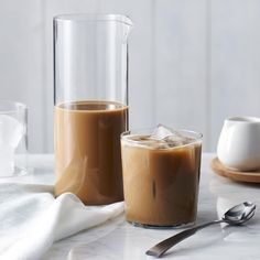 Brewed Iced Coffee from Folgers®