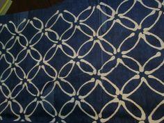 batik wedding ring pattern