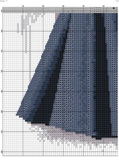 Cross Stitch Patterns, Ballet Skirt, Skirts, Fashion, Cross Stitch Embroidery, Punto De Cruz, Dots, Woman, Elegant