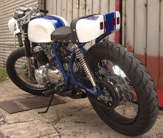 Honda CB 750 Custom cafe racer.