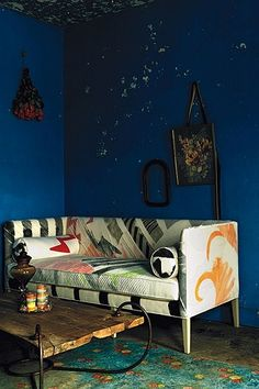 The bespoke collection developed for Anthropologie #fredshand #nylondesign