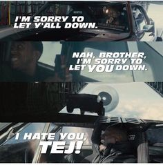Furious 7 this scene was great