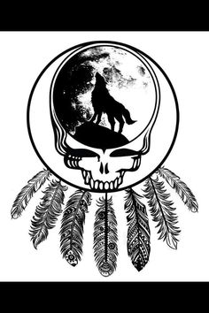 Grateful Dead, Dire Wolf Steal your face