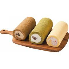 mini cake rolls