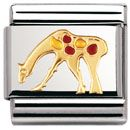 Giraffe Nomination Charm Nomination Charms, Nomination Bracelet, Birthday Wishlist, Giraffes, Hair Makeup, Birthdays, How Are You Feeling, Charmed, Jewelry