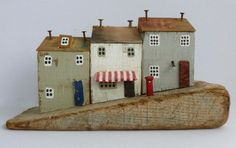 Kirsty Elson Designs   Miniature houses
