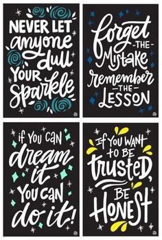 InSTALLing Inspiration - 20 x 30 UV-Coated Vinyl Adhesive Decals for Bathroom Stall Doors or Any Walls - Collection A The Words, Me Quotes, Motivational Quotes, Inspirational Quotes, Bath Quotes, Funny Quotes, Affirmations, Plakat Design, Mo S