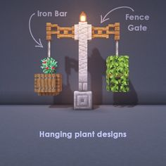 - blumen - Everyone loves Minecraft on account of several uncomplicated elements, Minecraft Lampe, Minecraft Room, Minecraft Plans, Minecraft Tutorial, Minecraft Blueprints, Minecraft Furniture, Minecraft Stuff, Minecraft Memes, House Blueprints