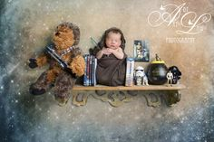 #starwars #newborn baby boy photography West London